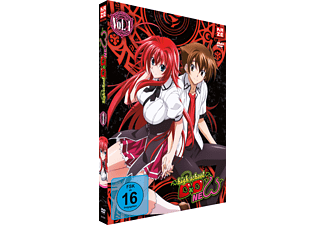 Highschool DxD - Vol. 1 - (DVD)