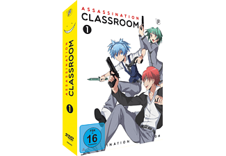 Assassination Classroom – DVD Box 1 - (DVD)