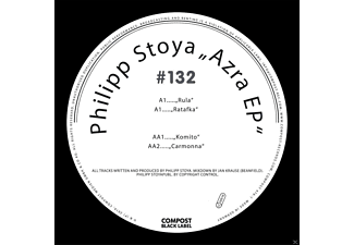 Philipp Stoya - Compost Black Label 132 - (Vinyl)
