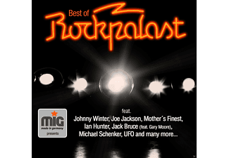 VARIOUS - Best Of Rockpalast - (CD)