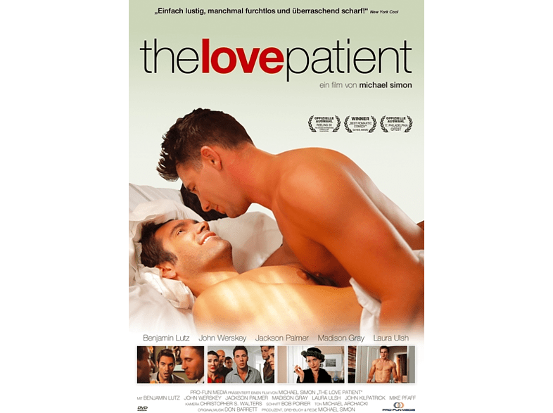 The Love Patient [DVD]
