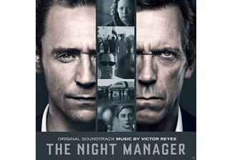 Victor Reyes - The Night Manager [CD]
