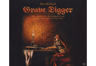 Grave Digger - Das Hörbuch - (CD)