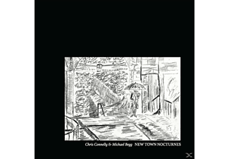 Chris & Michael Begg Connelly - New Town Nocturnes [CD]