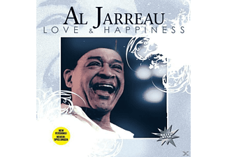 Al Jarreau - Love And Happiness - (CD)