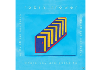 Robin Trower - Where Are You Going To - (CD)