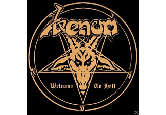 Venom - Welcome To Hell (Ltd.Digipak Incl.11 Bonus Track - (CD)