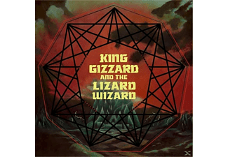 King Gizzard & The Lizard Wizard - Nonagon Infinity - (Vinyl)