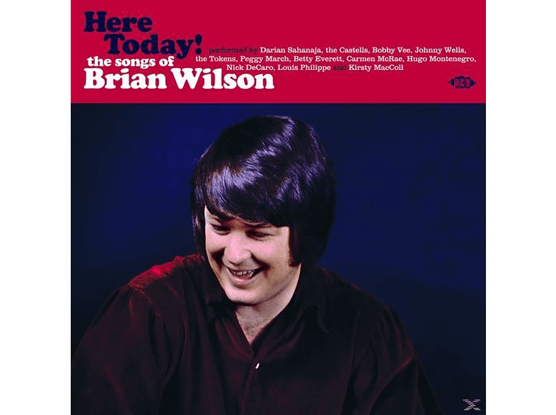 Brian Wilson, VARIOUS - Here Today! The Songs Of Brian Wilson (180 Gr.Whi [Vinyl]