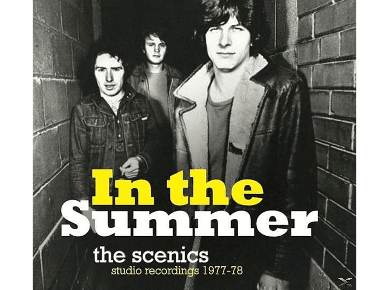 Scenics - In The Summer: Studio Recordings 19 [CD]