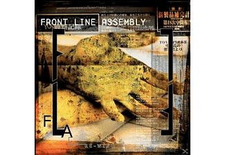 Front Line Assembly - Rewind - (Vinyl)