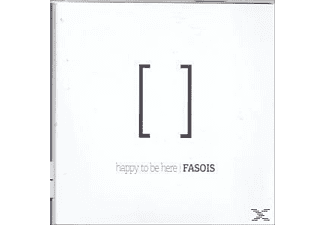 Tolis Fasois -  Happy To Be Here [CD]
