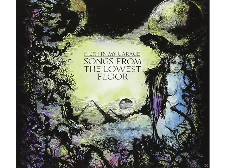Filth In My Garage - Songs From The Lowest Floor [CD]