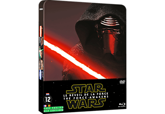 Star Wars VII - Le Réveil de la Force Steelbook Blu-ray