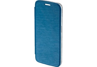 HAMA Clear bookcover Galaxy S7 edge Donkerblauw (137750)