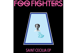 FOO FIGHTERS -  SAINT CECILIA [Βινύλιο]