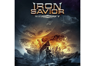 Iron Savior - Titancraft (Gtf.Clear 2lp) - (Vinyl)