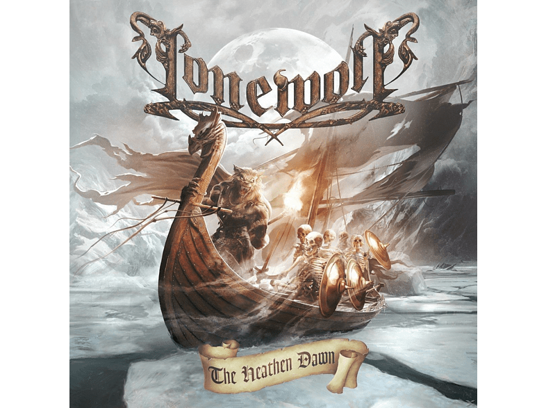 Lonewolf - The Heathen Dawn (Ltd.Digipak) [CD]