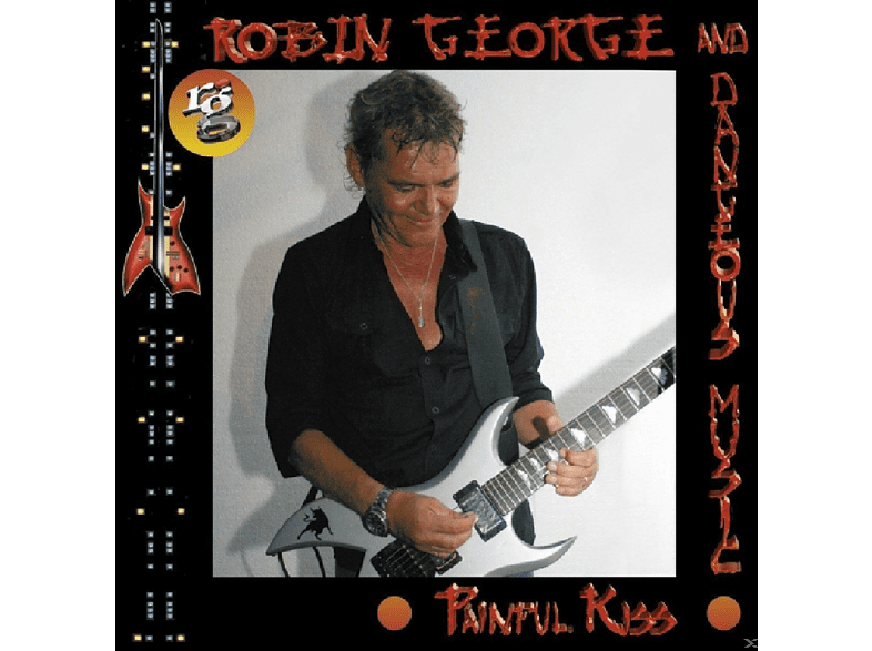 Robin George - Painful Kiss [CD]