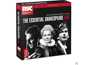 The Essential Shakespeare Live - (CD)