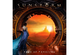 Sunstorm - Edge Of Tomorrow - (CD)