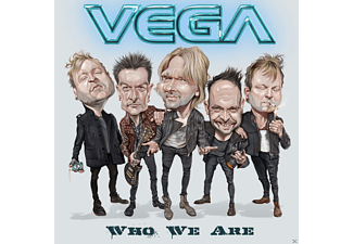 Vega - Who We Are - (CD)