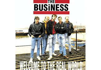 The Business - Welcome To The Real World - (CD)