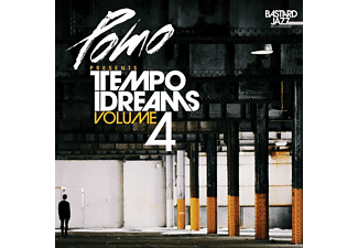 VARIOUS - Pomo Presents: Tempo Dreams Vol.4 - (Vinyl)