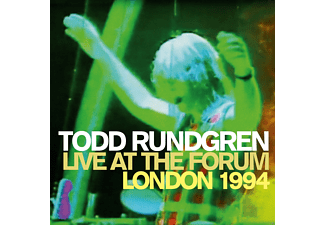 Todd Rundgren - Live at The Forum - London 1994 - Deluxe Edition (CD)