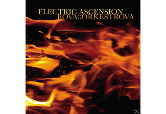Rova - Orkestrova - Electric Ascension - (CD)