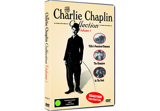 The Charlie Chaplin Collection Volume 1 (DVD)