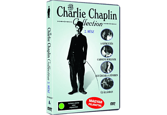 The Charlie Chaplin Collection Volume 2 (DVD)