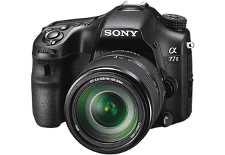 SONY Appareil photo reflex Alpha 77 II + 18-135mm (ILCA77M2Q)