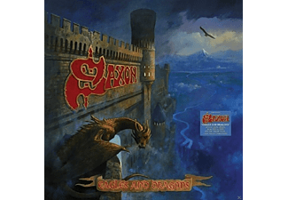 Saxon - Eagles & Dragons [Vinyl]