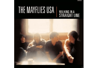 Mayflies Usa - Walking In A Straight Line - (CD)