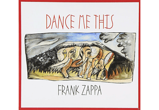 Frank Zappa - Dance Me This - (CD)