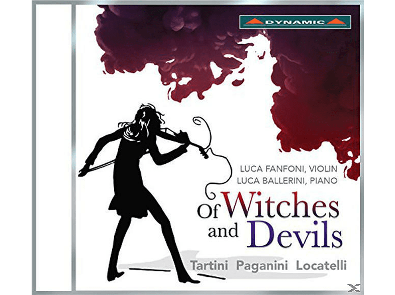 Fanfoni/Ballerini - Of Witches And Devils [CD]