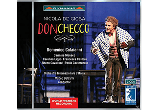 Monaco/Lippo/Castoro - Don Checco - (CD)