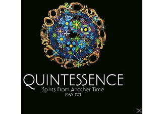 Quintessence - Spirits From Another Time - (CD)
