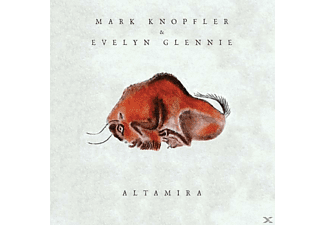 Mark Knopfler, Evelyn Glennie - Altamira - (CD)