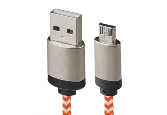 LIONHEART TRAVEL GEAR Câble Charge & Sync microUSB - USB (LHUMO-EN)