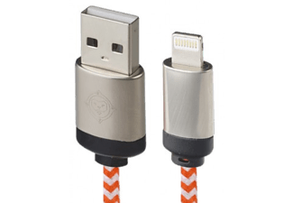 LIONHEART TRAVEL GEAR Câble Charge & Sync Lightning - USB (LHULO-EN)