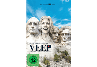 Veep - Staffel 4 - (DVD)