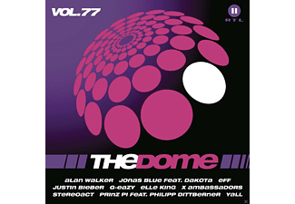 Various - The Dome, Vol.77 - (CD)