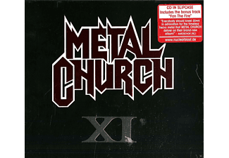 Metal Church - XI (CD)