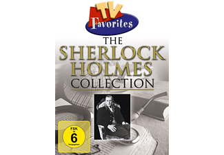 The Sherlock Holmes Collection - (DVD)