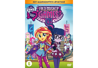 My Little Pony Equestria Girls 3 - Friendship Games | DVD