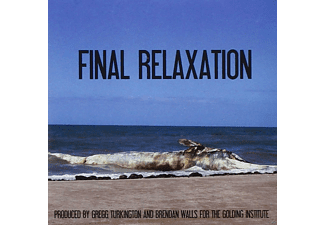 Golding Institute - Final Relaxation - (CD)