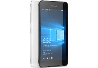 MICROSOFT Lumia 650 DS White Light Silver