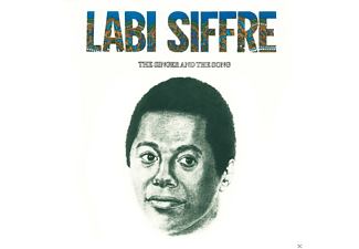 Labi Siffre - The Singer & The Song - (Vinyl)